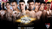 King in the Ring Super Fight Series Kings vs Legends | Friday 8 NOVEMBER 2019