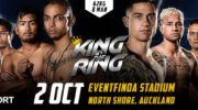 King in the Ring 62VI | Friday 2 October 2020