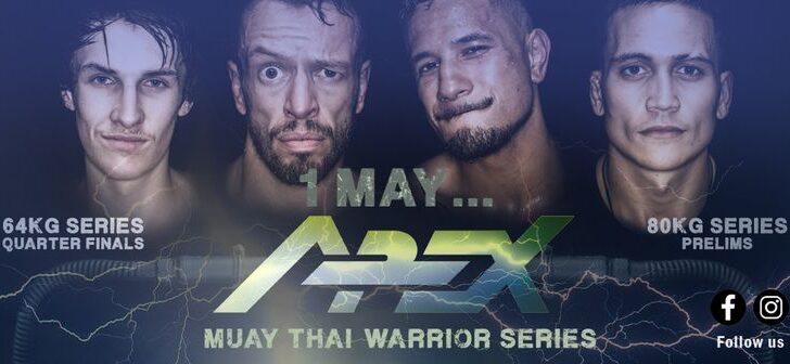 APEX MUAY THAI WARRIOR 2
